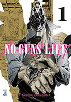 NO GUNS LIFE da 1 a 5 ed. star comics