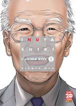 INUYASHIKI - L'ULTIMO EROE da 1 a 9 ed. planet manga
