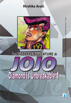 JOJO Le Bizzarre Avventure - DIAMOND UNBREAKABLE da 1 a 12 [di 12] ed. star comics 4° serie