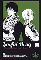 LAWFUL DRUG NEW EDITION da 1 a 3 [di 3] ed. star comics