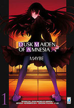 DUSK MAIDEN OF AMNESIA da 1 a 10 [di 10] ed. star comics