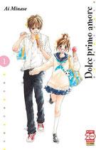 DOLCE PRIMO AMORE da 1 a 12 [di 12] ed. planet manga