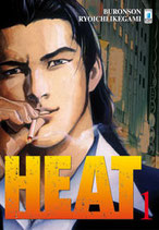 HEAT da 1 a 10 [di 10] ed. star comics