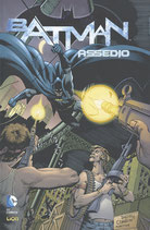 BATMAN: ASSEDIO volume unico ed. rw lion BROSSURATO
