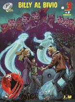 WINTER volume 3 [di 6] edizioni UFO un fumetto originale di Luca Tiraboschi
