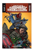 ARCHER & ARMSTRONG volume 1 ed. star comics