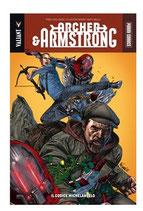 ARCHER & ARMSTRONG volume 1 ed. star comics