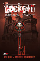 LOCKE & KEY da 1 a 6 [di 6] ed. Magic Press