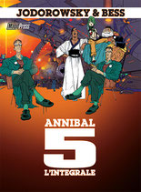 ANNIBAL 5: L'INTEGRALE volume unico ed. Magic Press