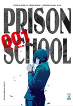 PRISON SCHOOL da 1 a 21 ed. star comics