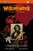 Hellboy presenta: WITCHFINDER da 1 a 3 ed. Magic Press