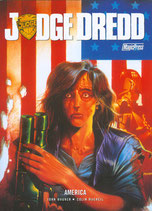 JUDGE DREDD: AMERICA volume unico ed. Magic Press