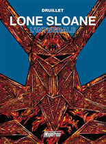 LONE SLOANE: L'INTEGRALE volume unico ed. Magic Press