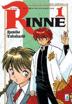 RINNE da 1 a 33 ed. star comics
