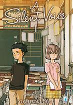 A SILENT VOICE da 1 a 7 [di 7] ed. star comics