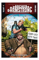 ARCHER & ARMSTRONG volume 2 ed. star comics