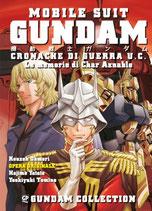 MOBILE SUIT GUNDAM - Cronache di guerra U.C. - Le memorie di Char Aznable volume unico ed. GP manga