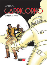 CAPRICORNO: L'INTEGRALE volume 1 ed. Magic Press