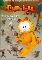 THE GARFIELD SHOW volume 5 editoriale Aurea