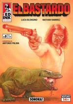 EL BASTARDO volume 0 ed. Inkiostro