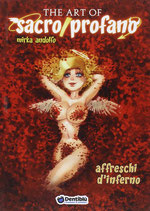 THE ART OF SACRO/PROFANO - AFFRESCHI D'INVERNO edizioni Dentiblù