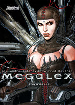 MEGALEX: L'INTEGRALE volume unico ed. Magic Press
