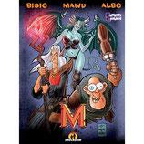 M ALBO MANU BIGIO volume unico ed. Shockdom
