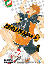 HAIKYU!! da 1 a 22 ed. star comics