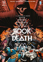 BOOK OF DEATH - IL LIBRO DELLA MORTE volume unico ed. star comics