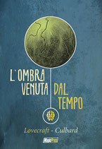 LOVECRAFT - L'OMBRA VENUTA DAL VENTO volume unico ed. Magic Press