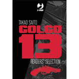 GOLGO BOX READER'S SELECTION cofanetto 3 volumi ed. j-pop