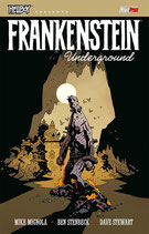 Hellboy presenta: FRANKENSTEIN UNDERGROUND volume unico ed. Magic Press