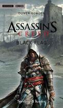 ASSASSIN'S CREED - BLACK FLAG ed. Mondadori Comics romanzi