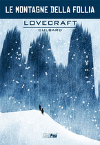 LOVECRAFT - LE MONTAGNE DELLA FOLLIA volume unico ed. Magic Press