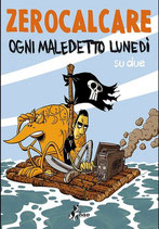 OGNI MALEDETTO LUNEDI SU DUE volume unico ed. Bao publishing