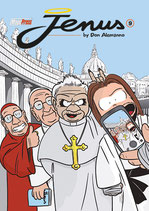 Jenus di Nazareth volume 9 ed. magic press Don Alemanno