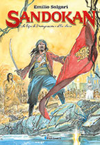 SANDOKAN volume 1 ed. Star Comics