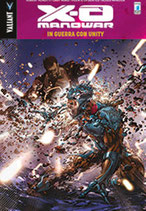 X-O MANOWAR volume 5 ed. star comics