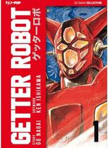 GETTER ROBOT da 1 a 2 [di 2] ed. j-pop manga