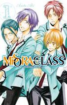 MISORA CLASS da 1 a 4 [di 4] ed. GP comics