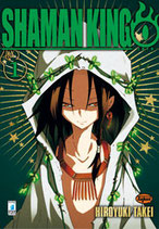 SHAMAN KING 0 ZERO da 1 a 2 ed. star comics