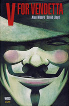 V FOR VENDETTA volume unico ed. RW LION vertigo
