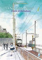 OUR LITTLE SISTER - DIARIO DI KAMAKURA da 1 a 7 ed. star comics
