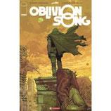 OBLIVION SONG volume 1 brossurato ed. saldapress + locandina/poster omaggio