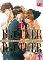 BROTHER X BROTHER da 1 a 5 [di 5] ed. Magic Press 801