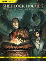 SHERLOCK HOLMES & IL NECRONOMICON da 1 a 2 [di 2] ed. now comics