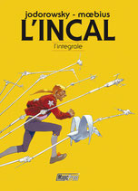 L'INCAL: L'INTEGRALE (nuova edizione) volume unico ed. Magic Press
