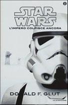 STAR WARS - L'IMPERO COLPISCE ANCORA ed. Mondadori Comics romanzi