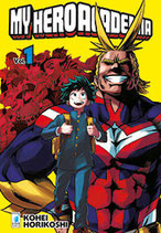 MY HERO ACADEMIA da 1 a 12 ed. star comics