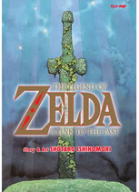 THE LEGEND OF ZELDA - A LINK TO THE PAST volume unico ed. j-pop